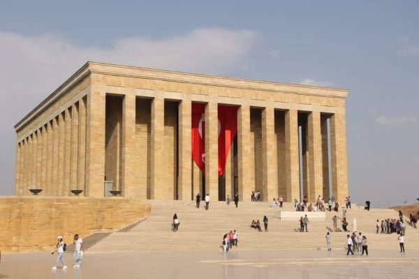 Le Mausolée Atatürk
